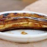 מתכון לגלידת בננה צלויה