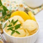 מתכון לגלידת אפרסק קיצית