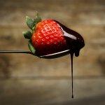 מתכון לגלידת תותים- במכונת Caso